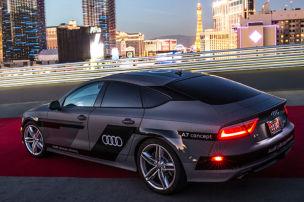 Audi lässt lenken
