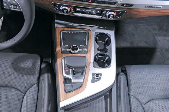 Audi Q7 Cockpit