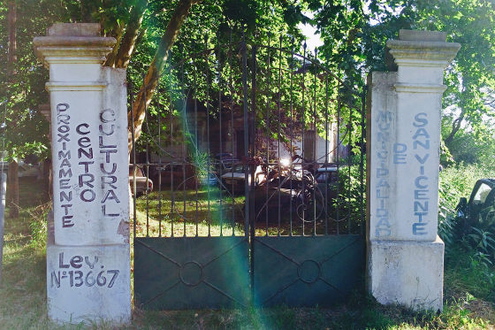 Scheunenfund in Argentinien