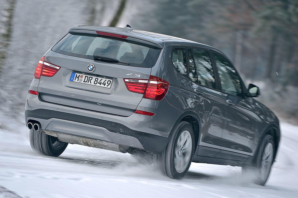 SUV-Ranking: BMW X3