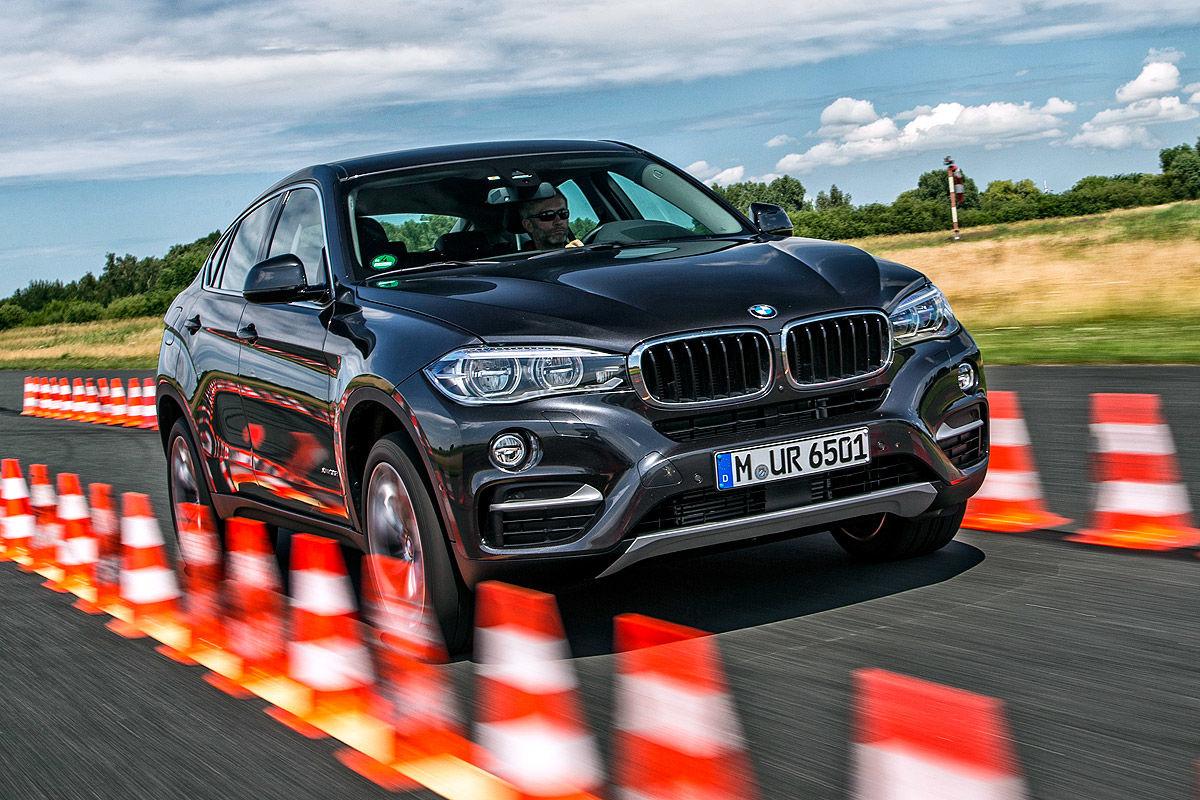 SUV-Ranking: BMW X6
