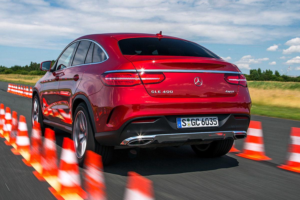SUV-Ranking: Mercedes GLE-Klasse