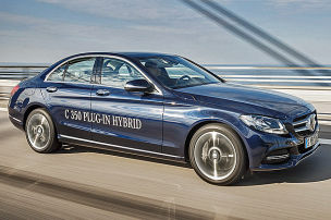 Mercedes C 350 e Plug-in-Hybrid: Preis