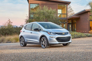 So stromert der Chevy Bolt