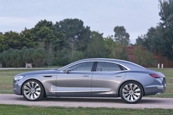 Buick startet in die Zukunft