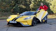 Ford GT (2018): Test
