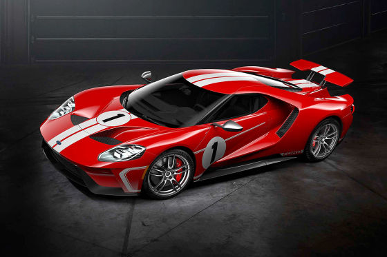 Doppelt so viele Ford GT