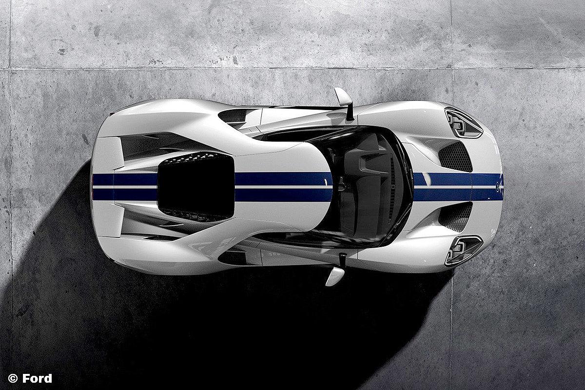Ford GT (2017): Vorstellung