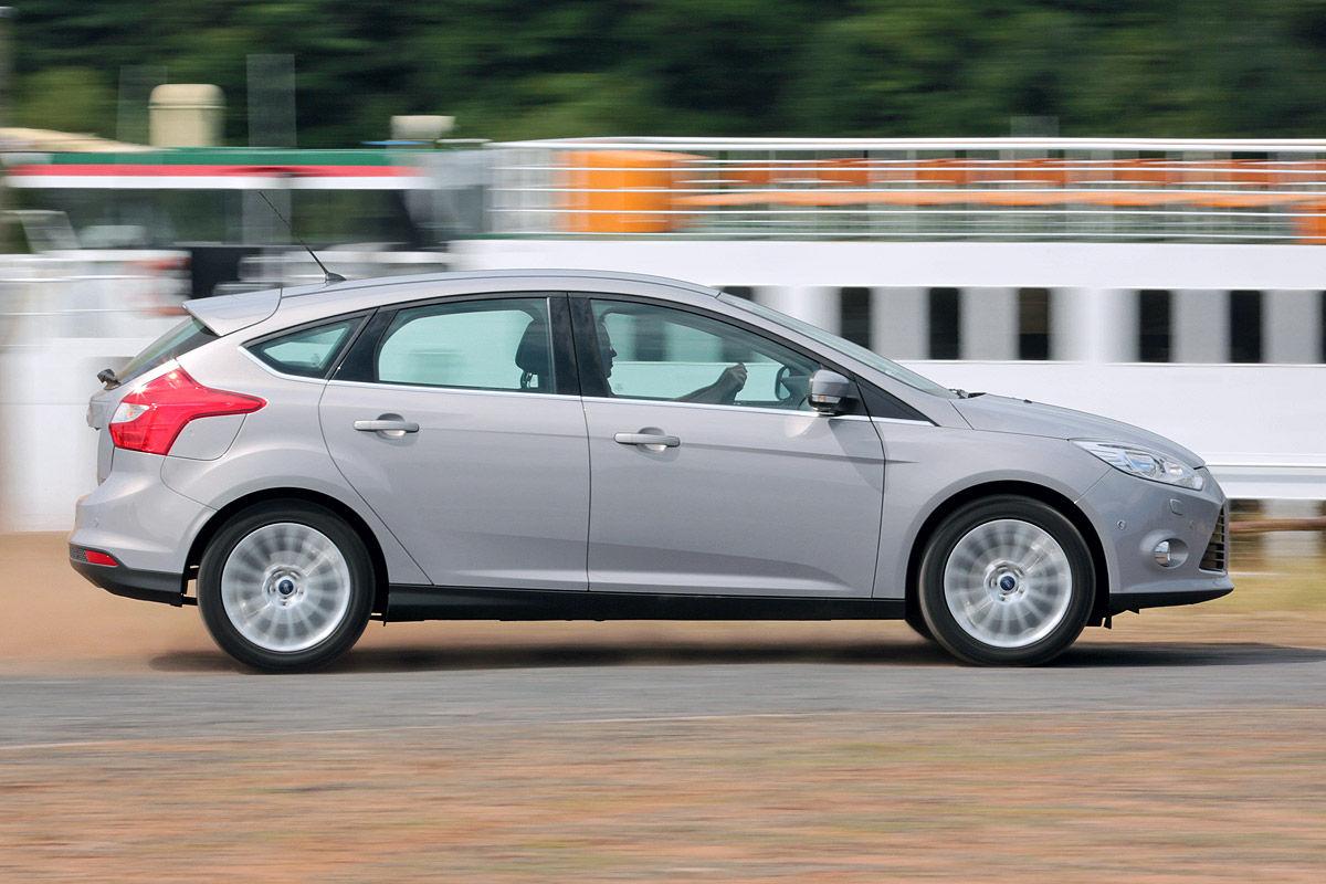 Ford Focus 1.0 EcoBoost Titanium