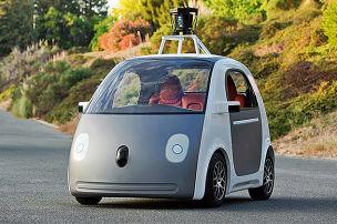 Google baut sein erstes Auto