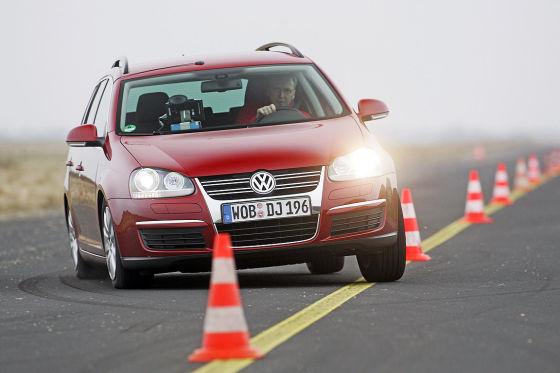 Kombis: VW Golf V Variant