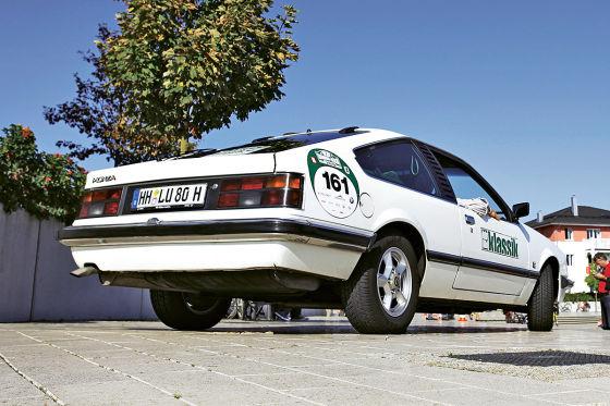 Opel Monza Dauertest