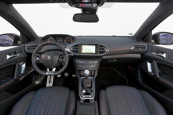 So fährt der Peugeot 308 GT