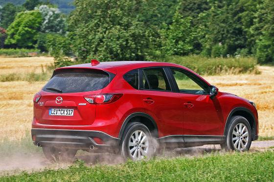 Meisterlich, dieser Mazda!