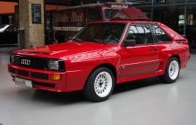 Audi Sport quattro für Rekordsumme versteigert