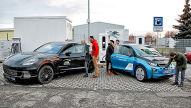 Schnelllader: FastCharge von Porsche und BMW