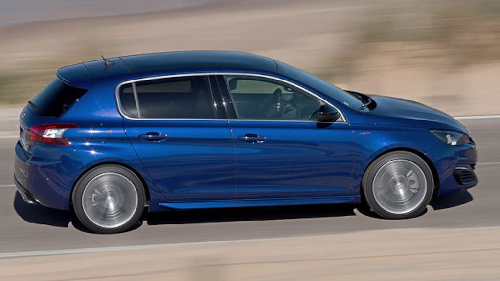 Peugeots Kompaktsportler
