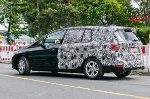 BMW-Van für sieben