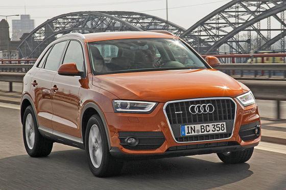 Dauertest: Audi Q3