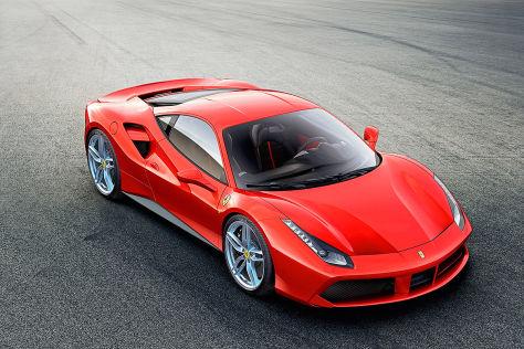 Ferrari 488 Gtb Preis Nachfolger Des 458 Italia Mit Turbo