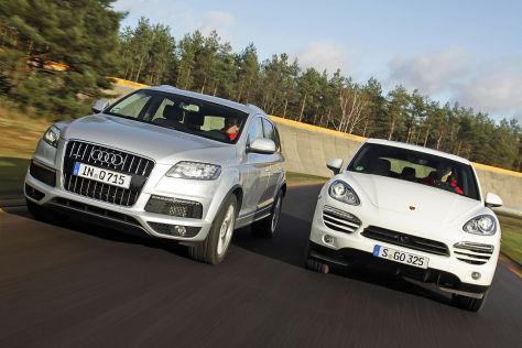 Porsche / Audi 3.0 TFSI: Rückruf
