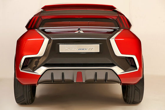 SUV-Studie von Mitsubishi