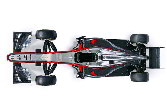 Formel 1 2015 Mclaren Mp4 30 Autobildde