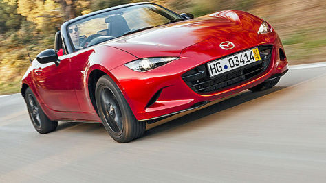 Mazda MX-5 (2015): Fahrbericht