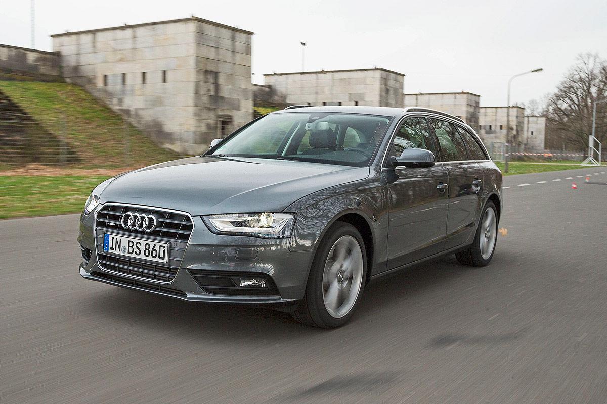 Kombi-Vergleich: Audi A4 Avant