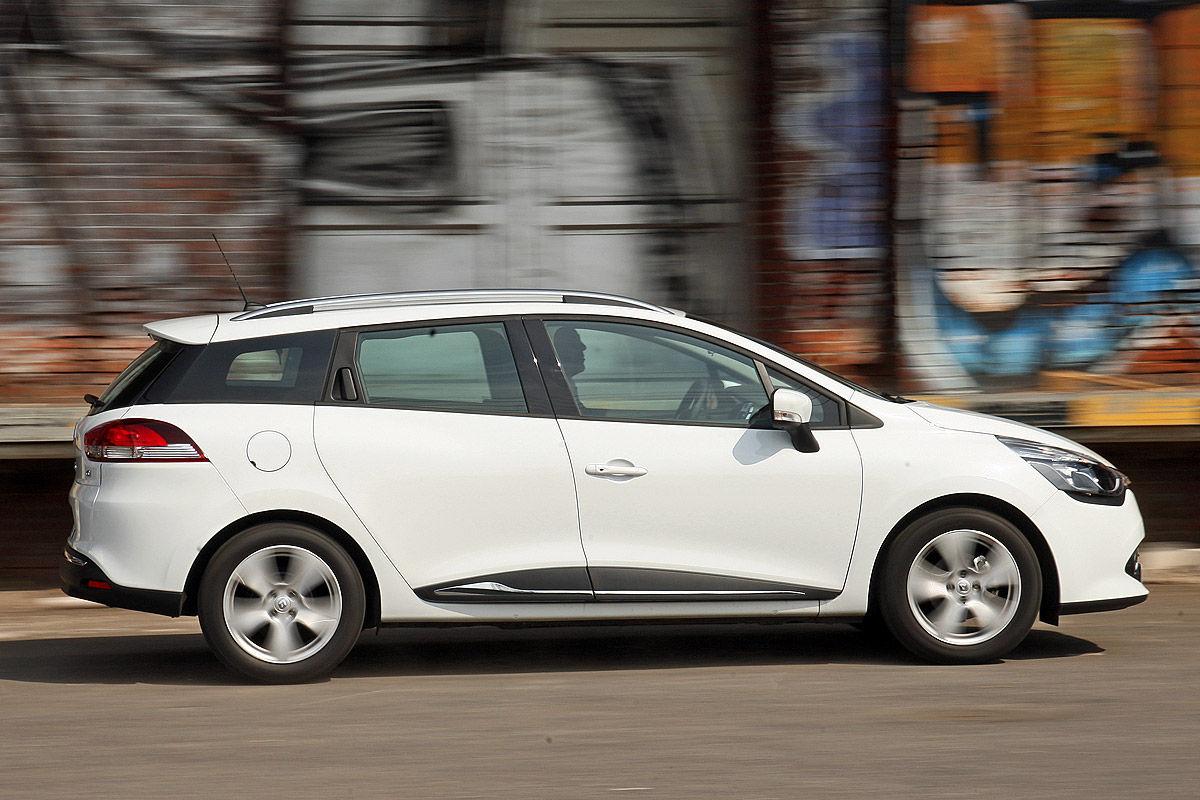 Kombi-Vergleich: Renault Clio Grandtour