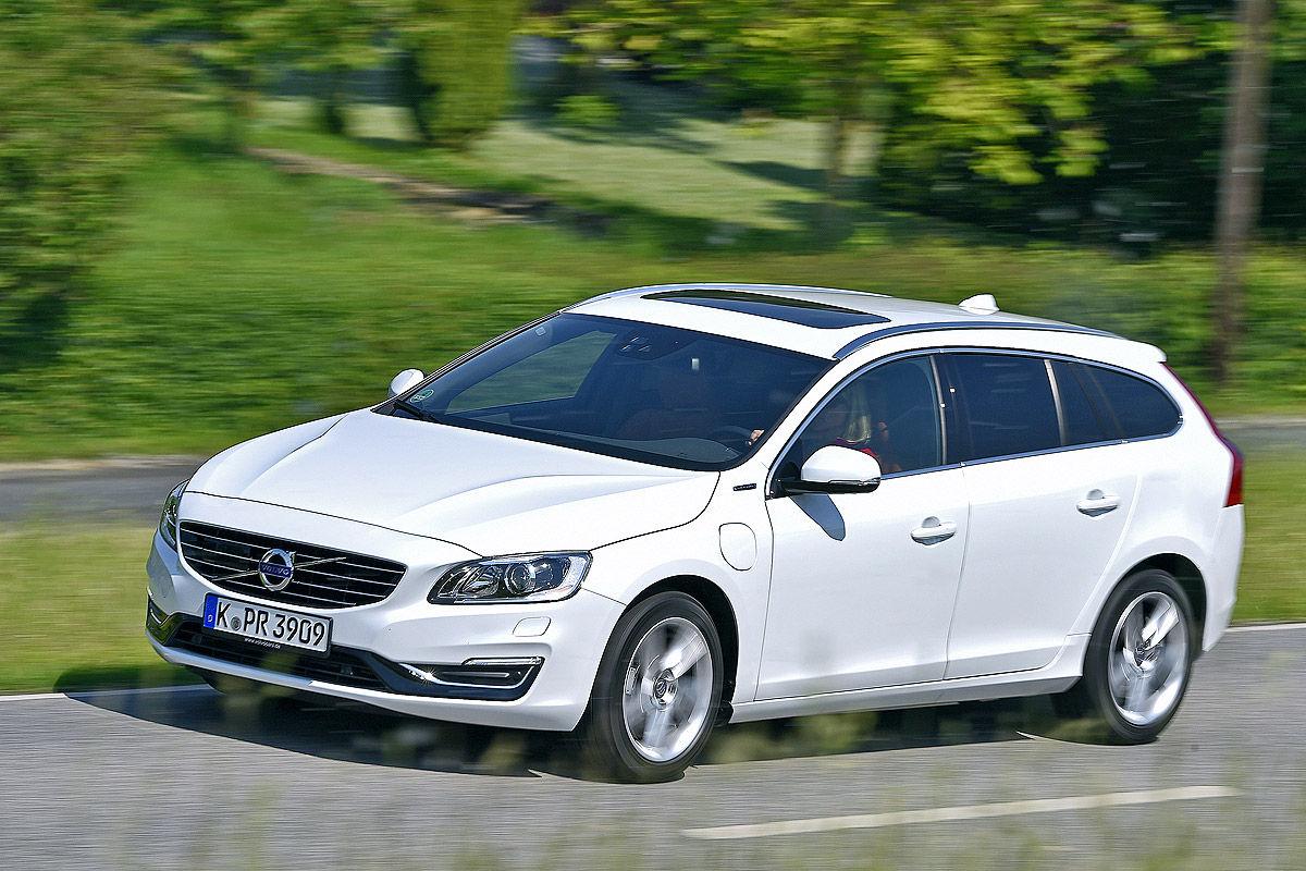 Kombi-Vergleich: Volvo V60