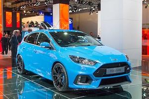 Ford Focus RS: Preis und Goodwood 2015