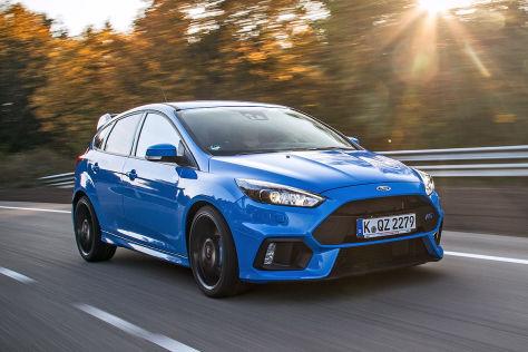 Ford Focus RS im Test: Fahrbericht - autobild.de