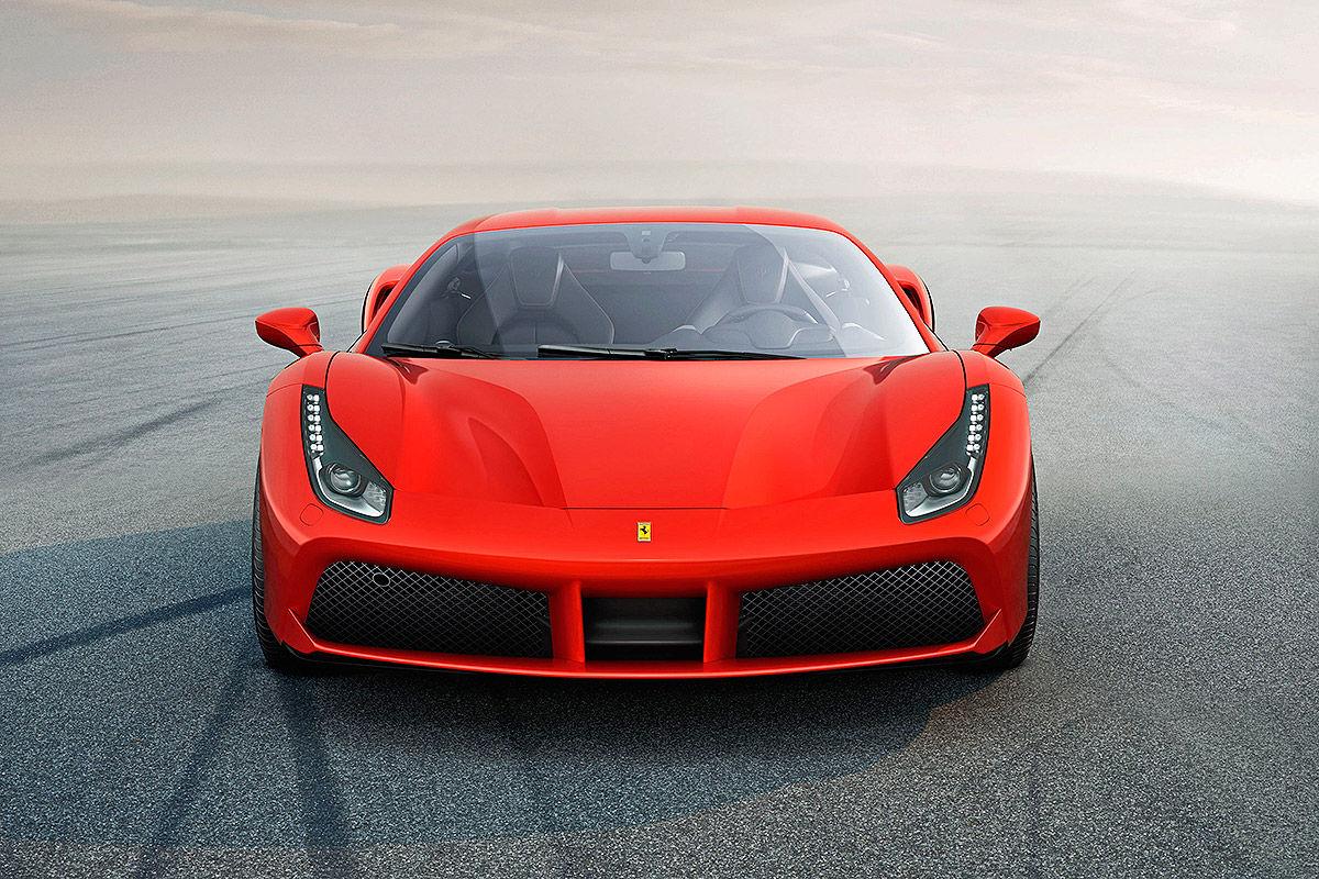 Ferrari 488 Gtb Preis Bilder Autobild De