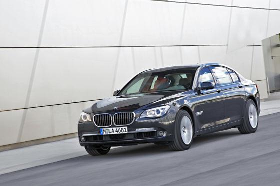 /er BMW 760LI High Security