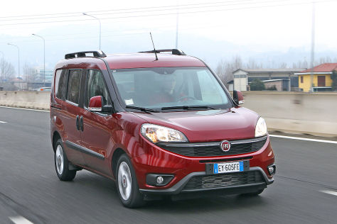 Fiat Dobl 242 Facelift 2015 Fahrbericht Und Preise Autobild De
