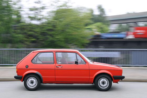 VW Golf I D
