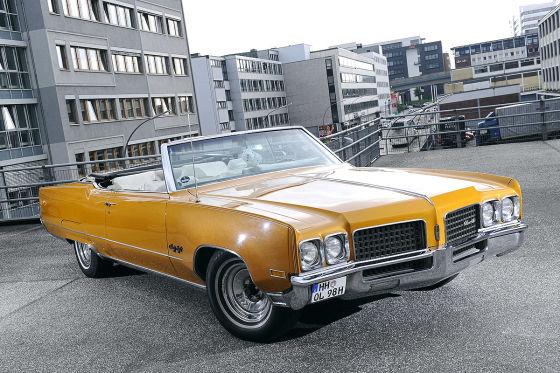Cadillac Brougham von 1990