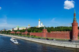 Kreml unter Strom
