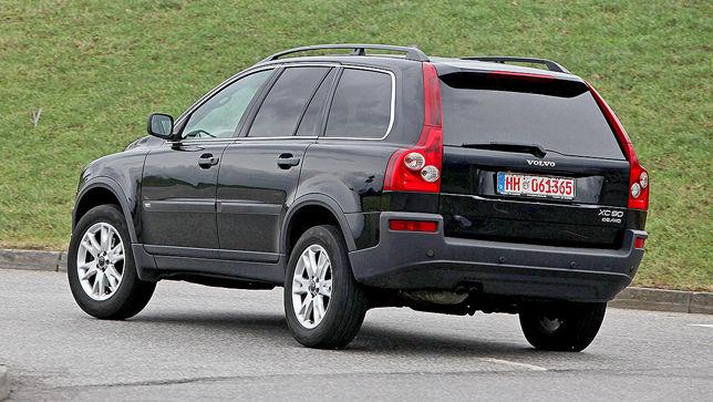Volvo Xc90 Gebrauchtwagen Test Autobildde