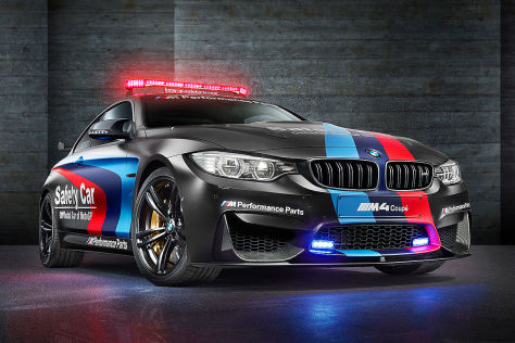 bmw m4 motogp safety car 2015 turbo mit. Black Bedroom Furniture Sets. Home Design Ideas