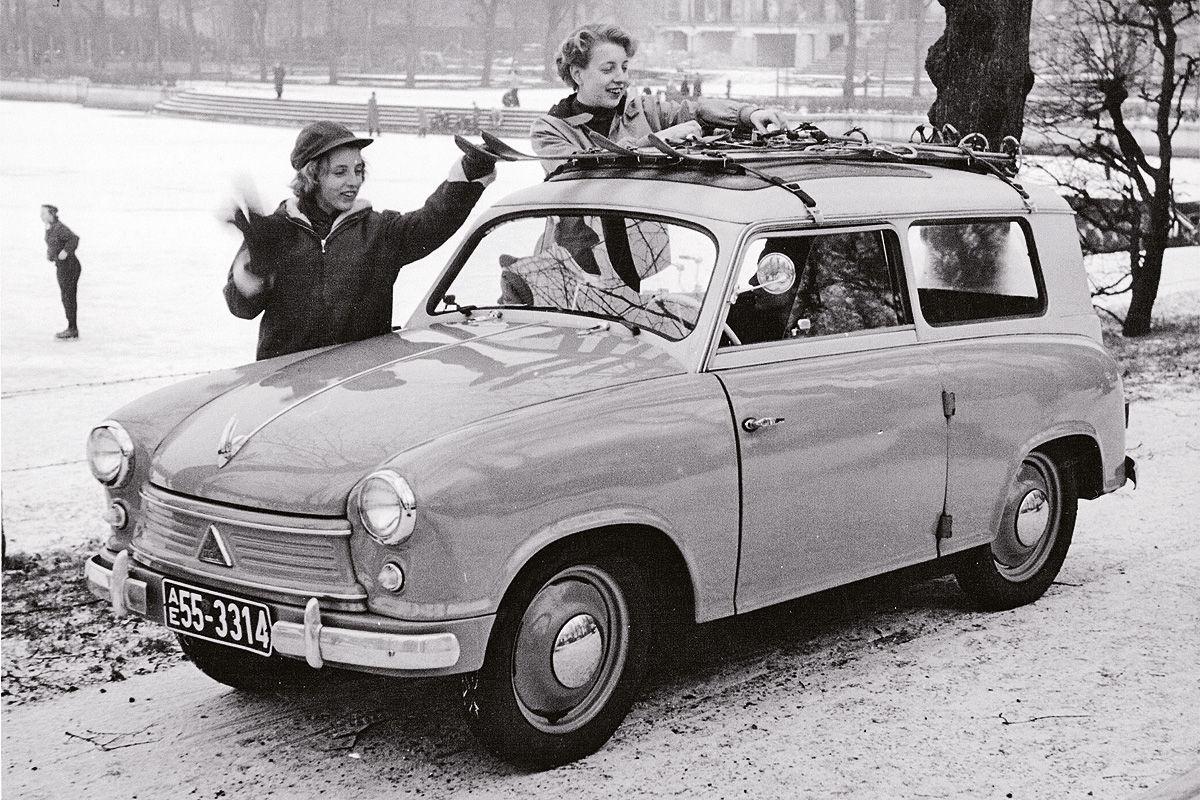 Das sind die Autos von Borgward
