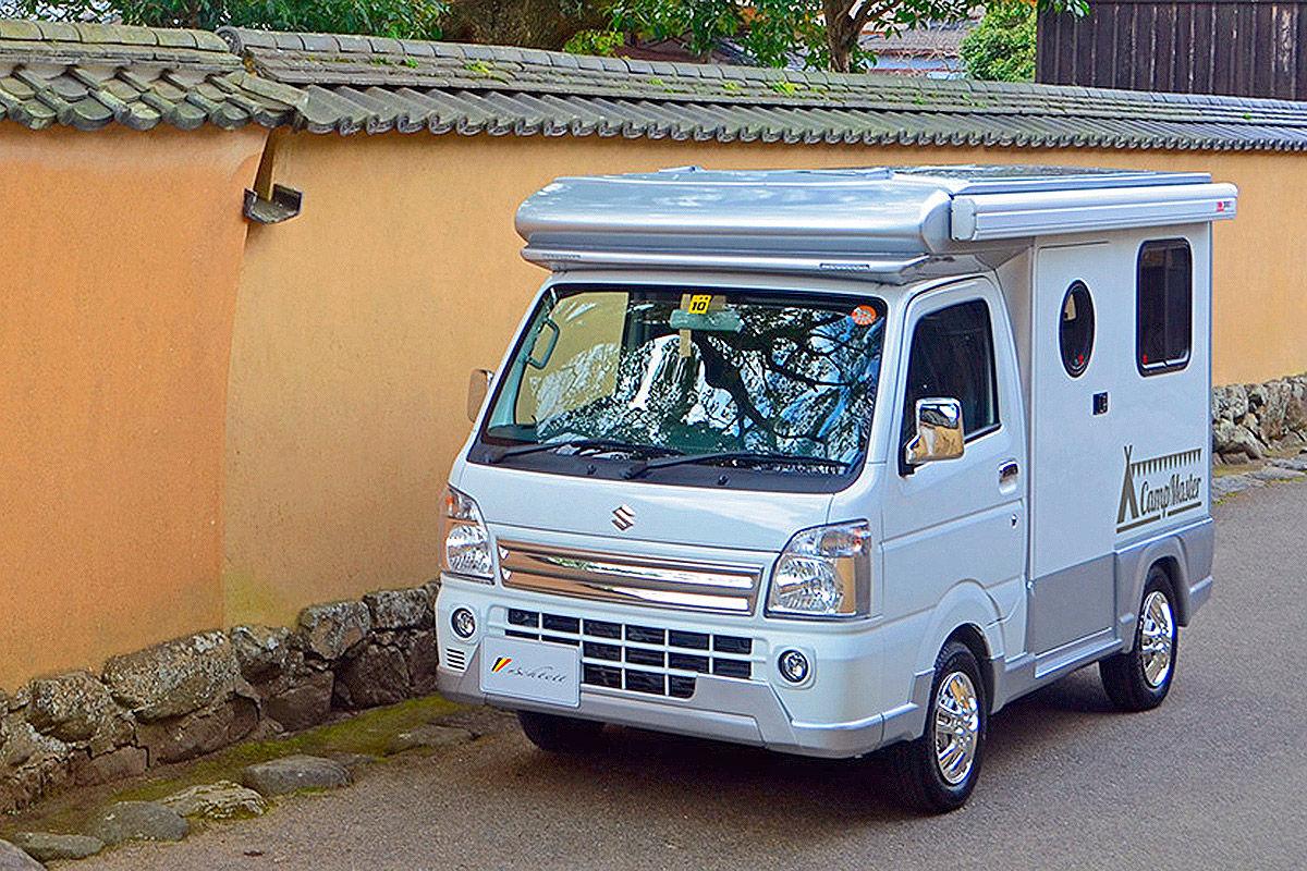 Kei-Camper aus Japan - Bilder - autobild.de