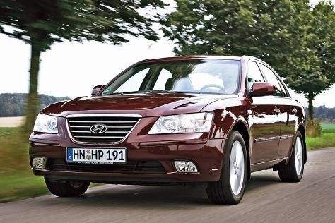 Hyundai Sonata 2.0 CRDI