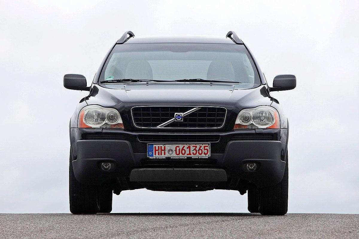 Gebrauchter Volvo XC90 im Test