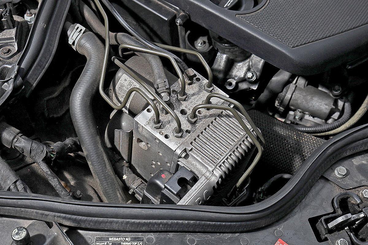 Sbc Mercedes E Klasse