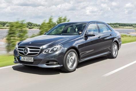 Mercedes E-Klasse/CLS-Klasse:Rückruf