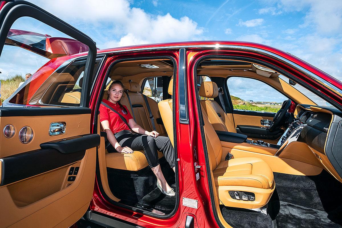 Rolls-Royce Cullinan (2018): Alle Infos