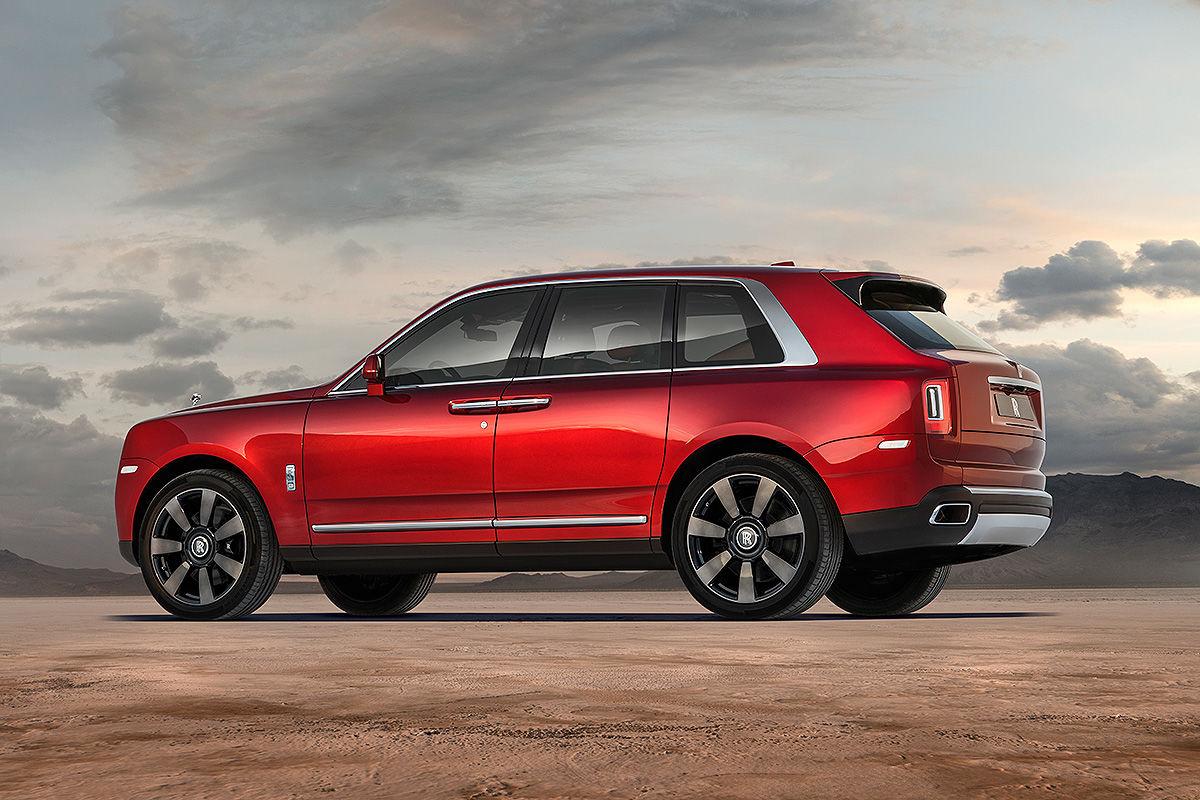 Rolls-Royce Cullinan (2018): Preis und Infos