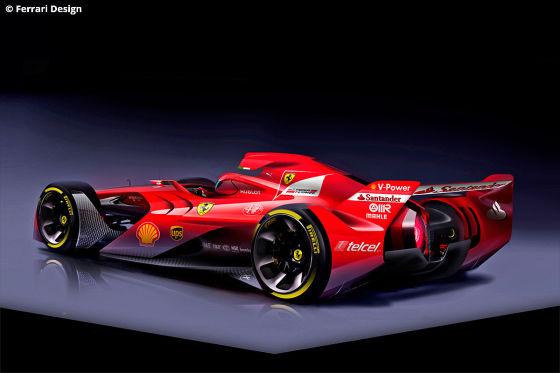 Ferrari-F1-Concept